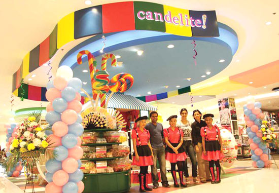 Fantasy Lollipop in Dubai, UAE
